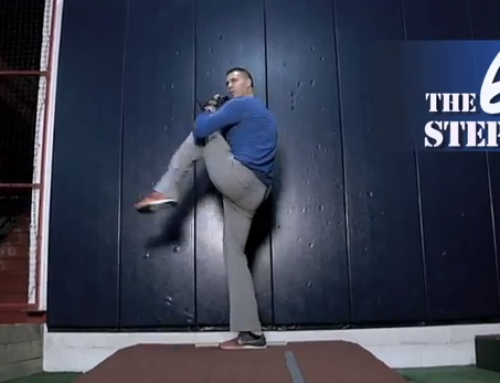 The 6 Steps to the Perfect Pitching Motion